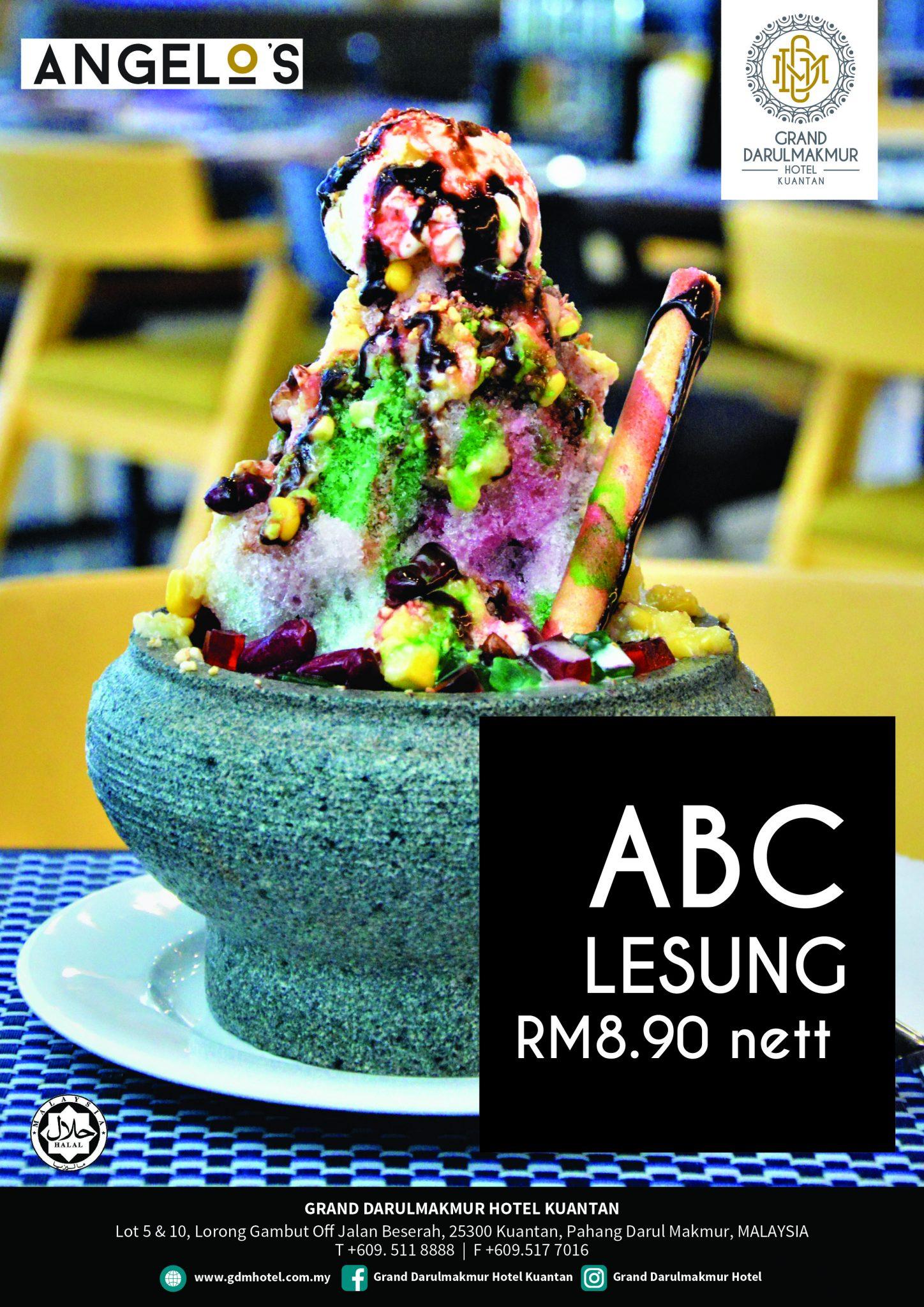 ABC Lesung