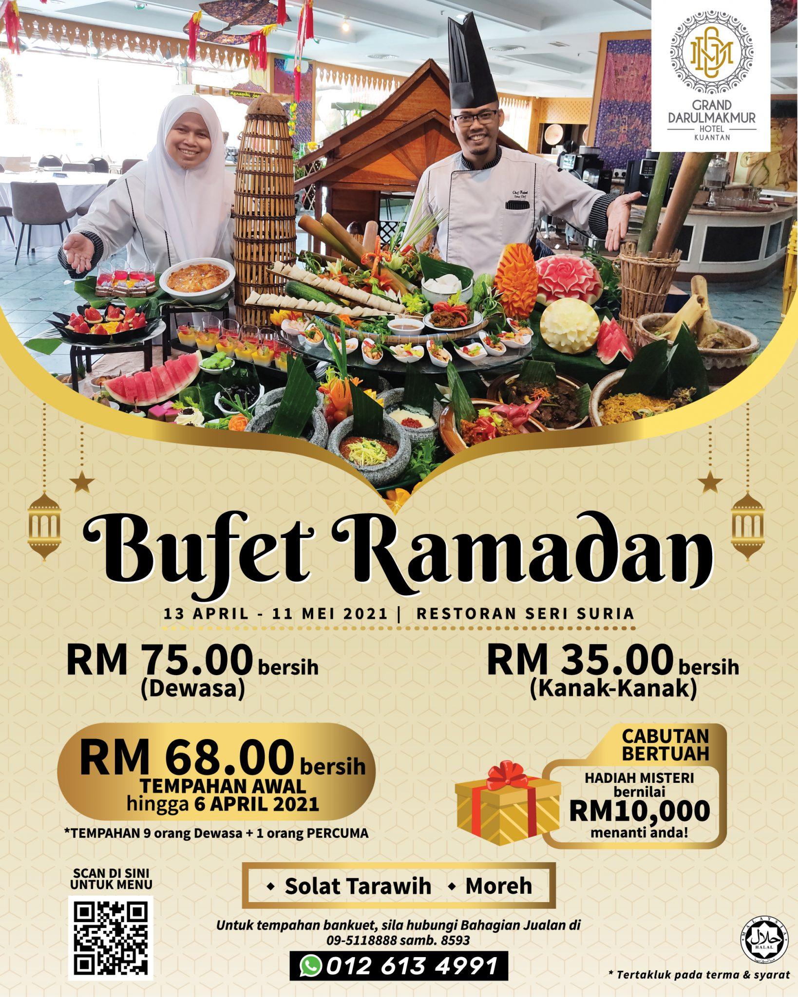 Bufet Ramadan
