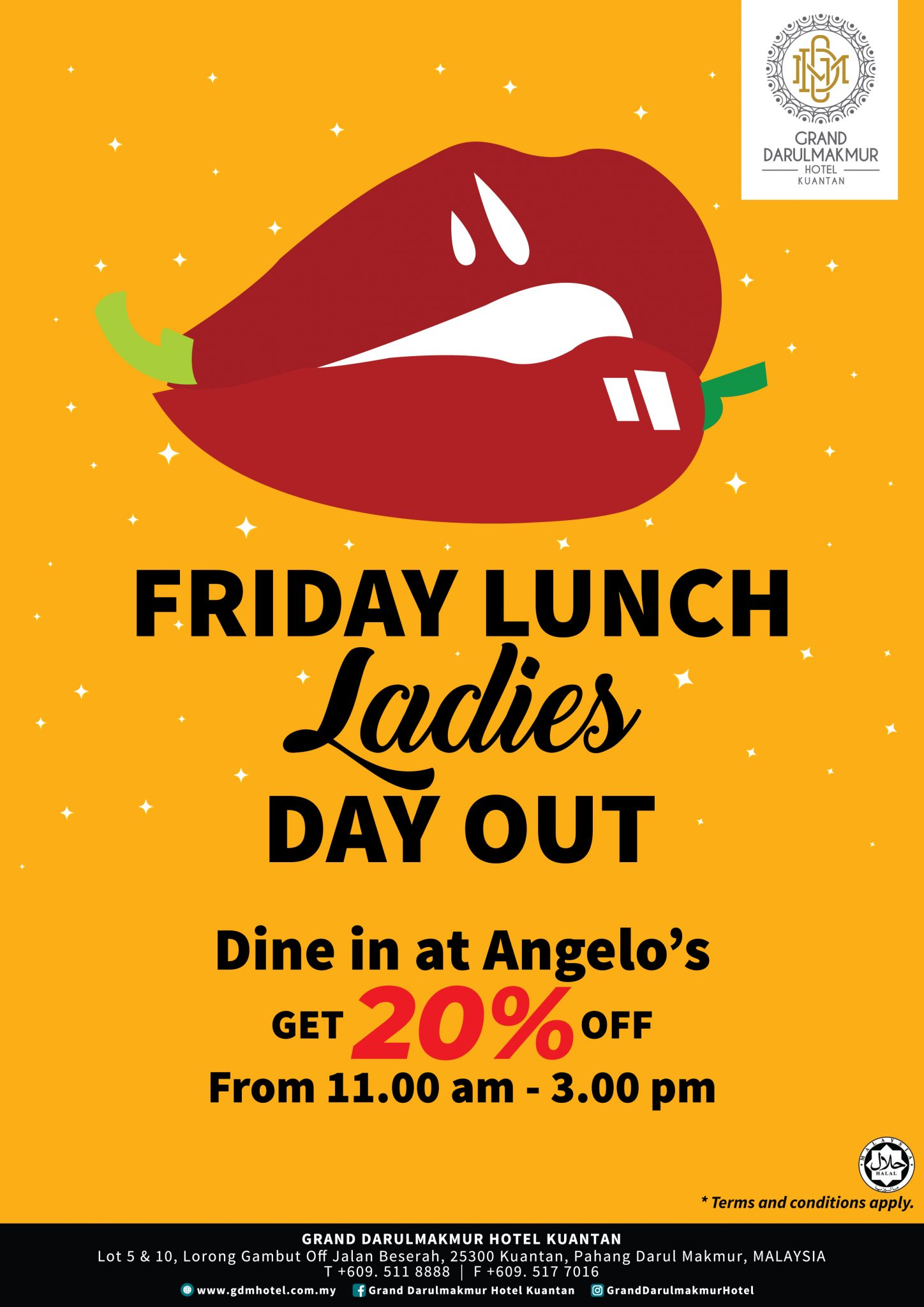 Friday Lunch Ladies Day Out